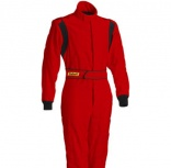 Ropa y complementos - Mono FIA Sabelt Nomex Light Plus Red