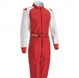 vehiculos /  - Mono FIA Sabelt Nomex Diamond Dual Red/White