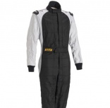 vehiculos /  - Mono FIA Sabelt Nomex Diamond Dual Dark Grey/White