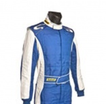 vehiculos /  - Mono FIA Sabelt Nomex Diamond Design Blue