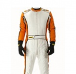 vehiculos /  - Mono FIA Sabelt Nomex Diamond Design Orange