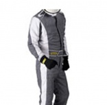 vehiculos /  - Mono FIA Sabelt Nomex Diamond Design Grey