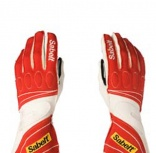 Ropa y complementos - Guantes FIA Sabelt Digit Nomex Ignifugos Red