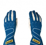 Ropa y complementos - Guantes FIA Sabelt Touch Nomex Ignifugos Blue