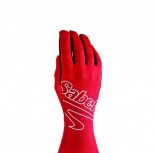 Ropa y complementos - Guantes FIA Sabelt Stage Nomex Ignifugos Red