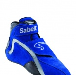 Ropa y complementos - Botines FIA Sabelt Mid Pro Driver Blue