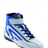 vehiculos /  - Botines FIA Sabelt Light Mid White/Blue