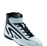 - Botines FIA Sabelt Light Mid White/Black