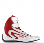 - Botines FIA Sabelt Light High White/Red