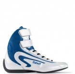 - Botines FIA Sabelt Light High White/Blue