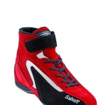 Ropa y complementos - Botines FIA Sabelt Street Mid Red/Black