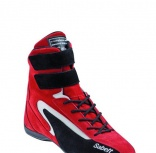 - Botines FIA Sabelt Street High Red/Black