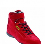 vehiculos /  - Botines FIA Sabelt Base Red